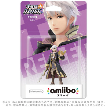 Robin Amiibo  - Japan Import