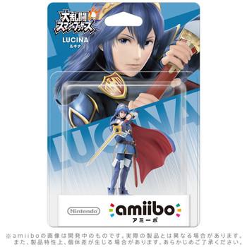 Lucina Amiibo  - Japan Import