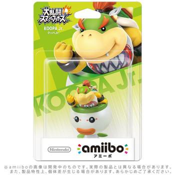Koopa Jr. Amiibo  - Japan Import