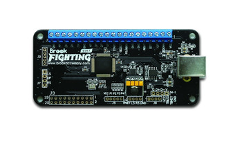 Brook UNIVERSAL FIGHTING BOARD PCB
