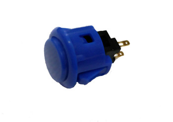 OBSF-24 BUTTON ROYAL BLUE