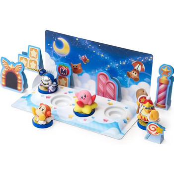 Diorama Kit for amiibo Kirby Series Nintendo Wii U