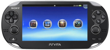 PLAYSTATION VITA 1000 - Factory Refurbished, PlayStation Vita, VideoGamesNewYork, VGNY