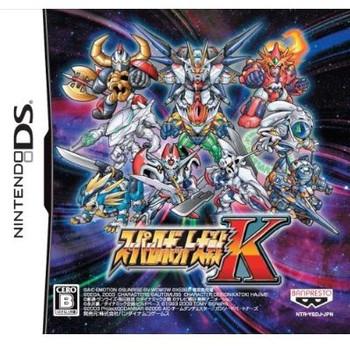 SUPER ROBOT TAISEN K (Nintendo DS)