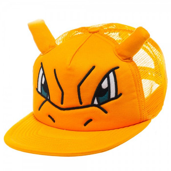 Pokemon Charizard Big Face Trucker
