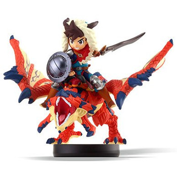 Monster Hunter Stories Capcom Amiibo Rioreusu & rider (boy) Japan Import
