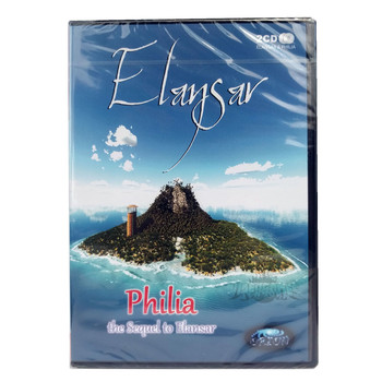 ELANSAR & PHILIA  [Independent Dreamcast Game]