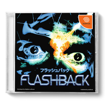 FlashBack: Quest for Identity (Sega Dreamcast)