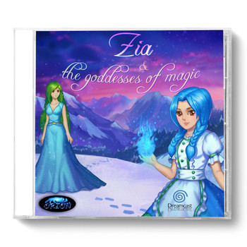 Zia and the Goddess of Magic (Sega Dreamcast)