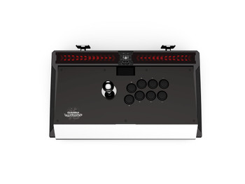 Qanba Dragon Arcade Stick [PS4, PS3, PC] works on PS5