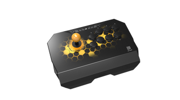 Qanba Drone Arcade Stick [PS4, PS3, PC] works on PS5