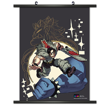 Skull Girls 025 Wall Scroll