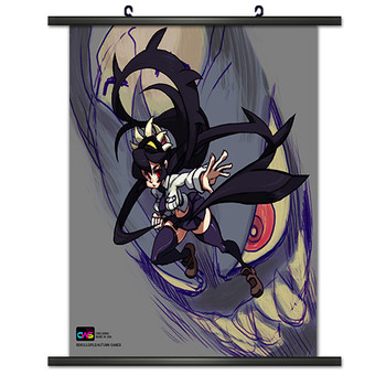 Skull Girls 007 Wall Scroll