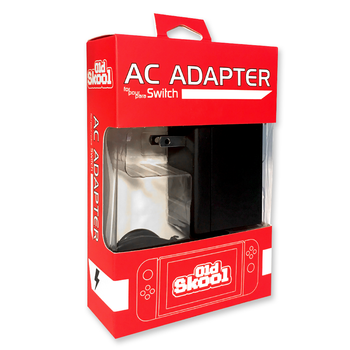 AC ADAPTER FOR NINTENDO SWITCH [ALSO SUPPORTS DOCK]