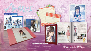 Root Letter Pen Pal Edition - US Version - PlayStation Vita, Root Letter Pen Pal Edition - US Version - PlayStation Vita