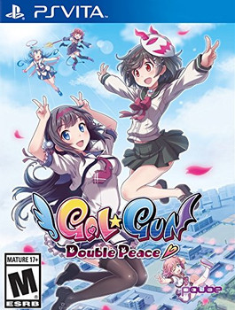 Gal*Gun: Double Peace - Mr. Happiness Edition  - PlayStation Vita, PlayStation Vita, VideoGamesNewYork, VGNY