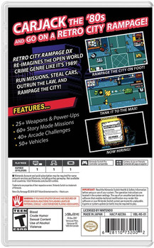 Retro City Rampage DX [SWITCH]
