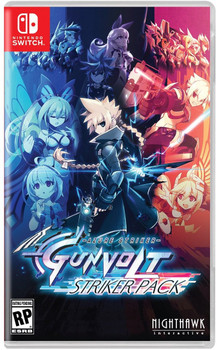 Azure Striker Gunvolt: Striker Pack [SWITCH]