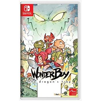 Wonder Boy The Dragon's Trap [SWITCH] [EU]