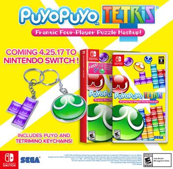 Puyo Puyo Tetris LAUNCH EDITION [SWITCH]