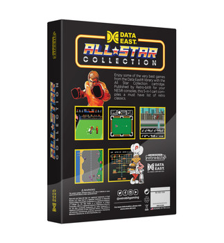 Data East All-Star Collection [Nintendo NES]