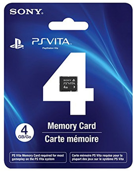 4GB PlayStation Vita Memory Card, VideoGamesNewYork, VGNY
