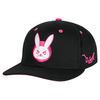 Overwatch D.va Bunny Snap Back Hat