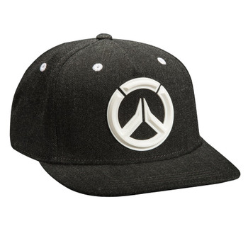 Overwatch Sonic Snap Back Hat