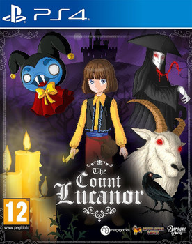 THE COUNT LUCANOR - STANDARD EDITION (PS4)