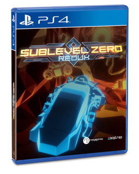 SUBLEVEL ZERO REDUX - STANDARD EDITION (PS4)