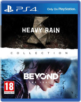 The Heavy Rain & BEYOND: Two Souls Collection [PlayStation 4]
