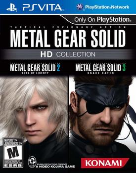 Metal Gear Solid HD Collection, PlayStation Vita, VideoGamesNewYork, VGNY