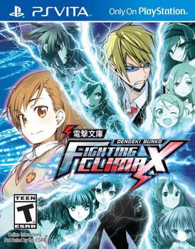 Dengeki Bunko: Fighting Climax, PlayStation Vita, VideoGamesNewYork, VGNY