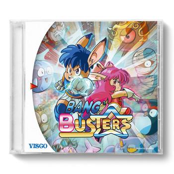 Bang  Busters (Sega Dreamcast)