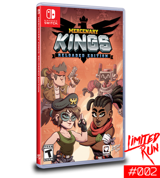 Mercenary Kings LRG #002 [Nintendo Switch]