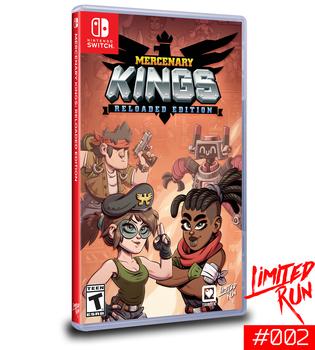 Mercenary Kings LRG #002 [Nintendo Switch]