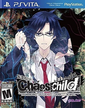 Chaos;Child - PlayStation Vita, PlayStation Vita, VideoGamesNewYork, VGNY