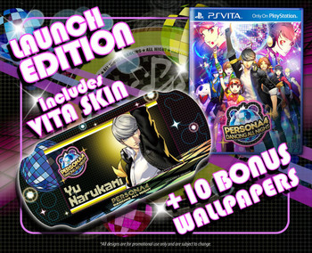 Persona 4: Dancing All Night - PlayStation Vita [Launch Edition], PlayStation Vita, VideoGamesNewYork, VGNY