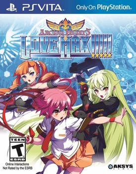 Arcana Heart 3: LOVE MAX!!!!! - PlayStation Vita, VideoGamesNewYork, VGNY