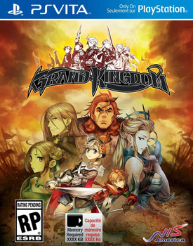 Grand Kingdom - PlayStation Vita, VideoGamesNewYork, VGNY