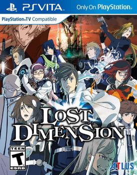 Lost Dimension - PlayStation Vita, VideoGamesNewYork, VGNY