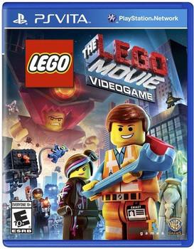 LEGO Movie Videogame - PlayStation Vita