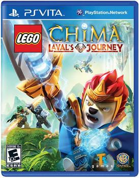 LEGO Legends of Chima: Laval's Journey - PlayStation Vita, VideoGamesNewYork, VGNY