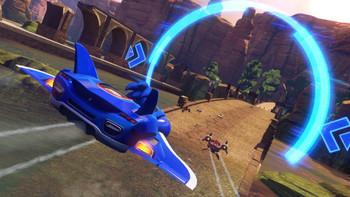 Sonic & All-Stars Racing Transformed PlayStation Vita, VideoGamesNewYork, VGNY