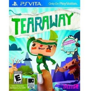 Tearaway - PlayStation Vita, VideoGamesNewYork, VGNY