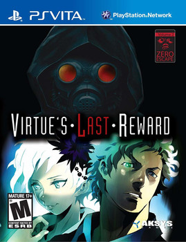 Zero Escape Virtue's Last Reward - PlayStation Vita, VideoGamesNewYork, VGNY