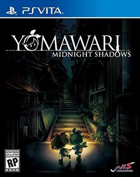Yomawari: Midnight Shadows - Playstation Vita, VideoGamesNewYork, VGNY