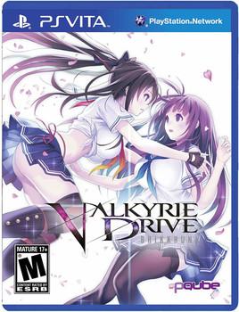 Valkyrie Drive: Bhikkhuni  - Playstation Vita