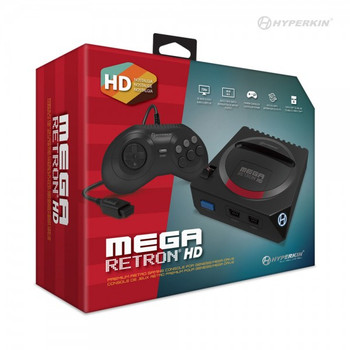 MegaRetroN HD Gaming Console for Genesis/ Mega Drive