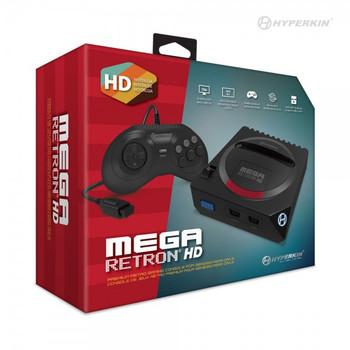 MegaRetroN HD Gaming Console for Genesis/ Mega Drive